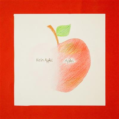 Simon Prosl, 16 Jahre, Apfel oder nicht