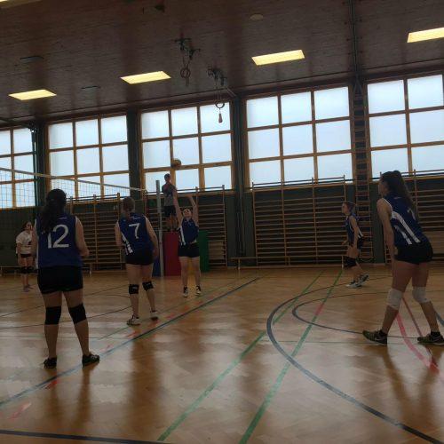 Volleyball-Schülerliga